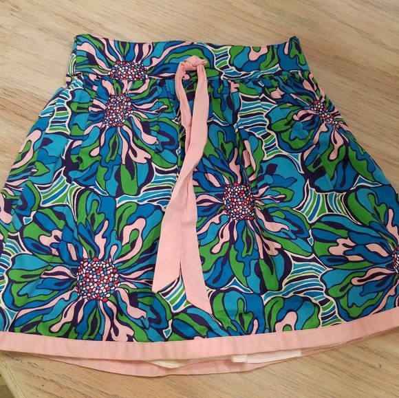Lilly Pulitzer Other - GIRLS size Large Lilly Pulitzer skirt